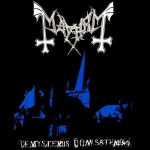 Mayhem - De Mysteriis Dom Sathanas (1993)