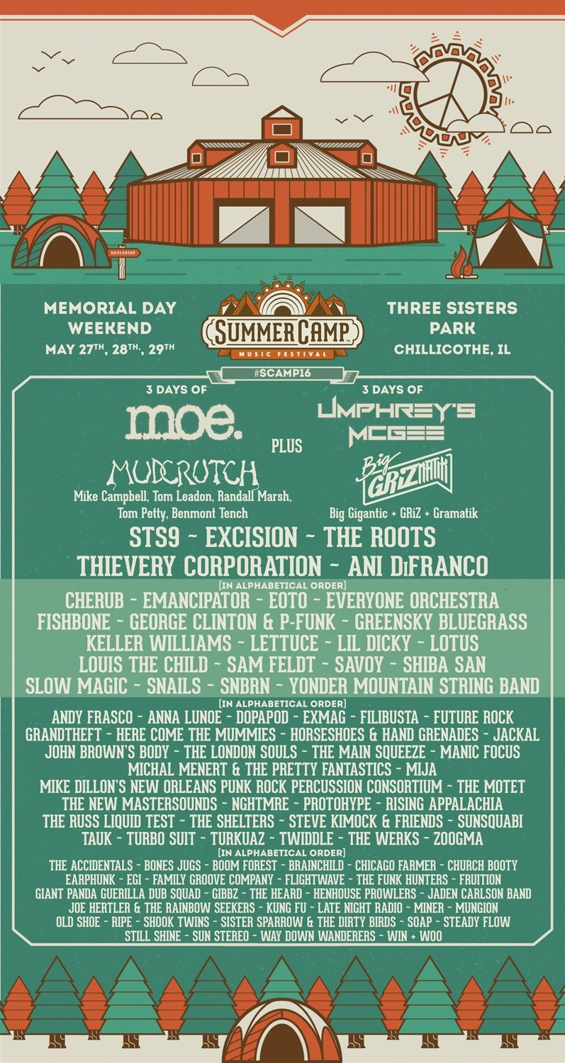 scamp lineup