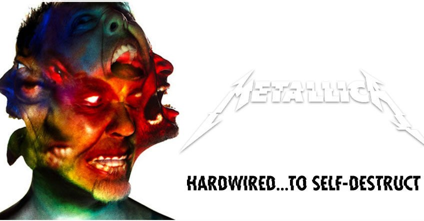 metallica 39 s hardwired to self destruct review red roll. Black Bedroom Furniture Sets. Home Design Ideas