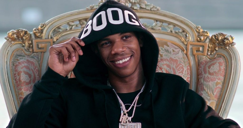 Look Back At It (Video) - A Boogie Wit Da Hoodie