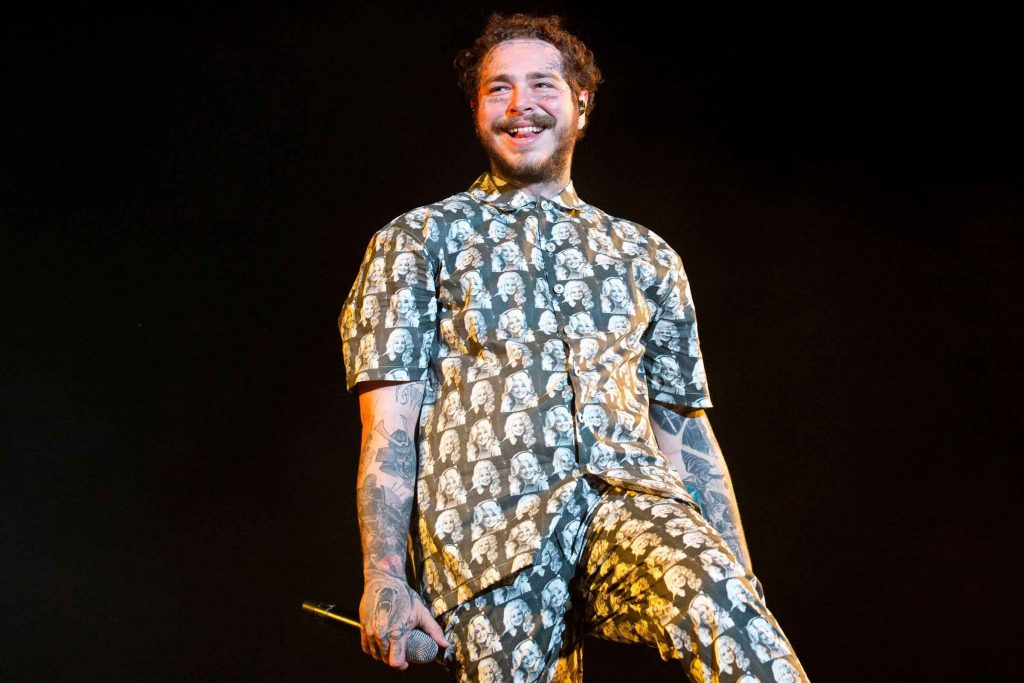 Post Malone denies using drugs after fans express concern over viral videos