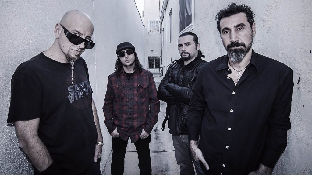 System of a Down drops first new songs in over a decade